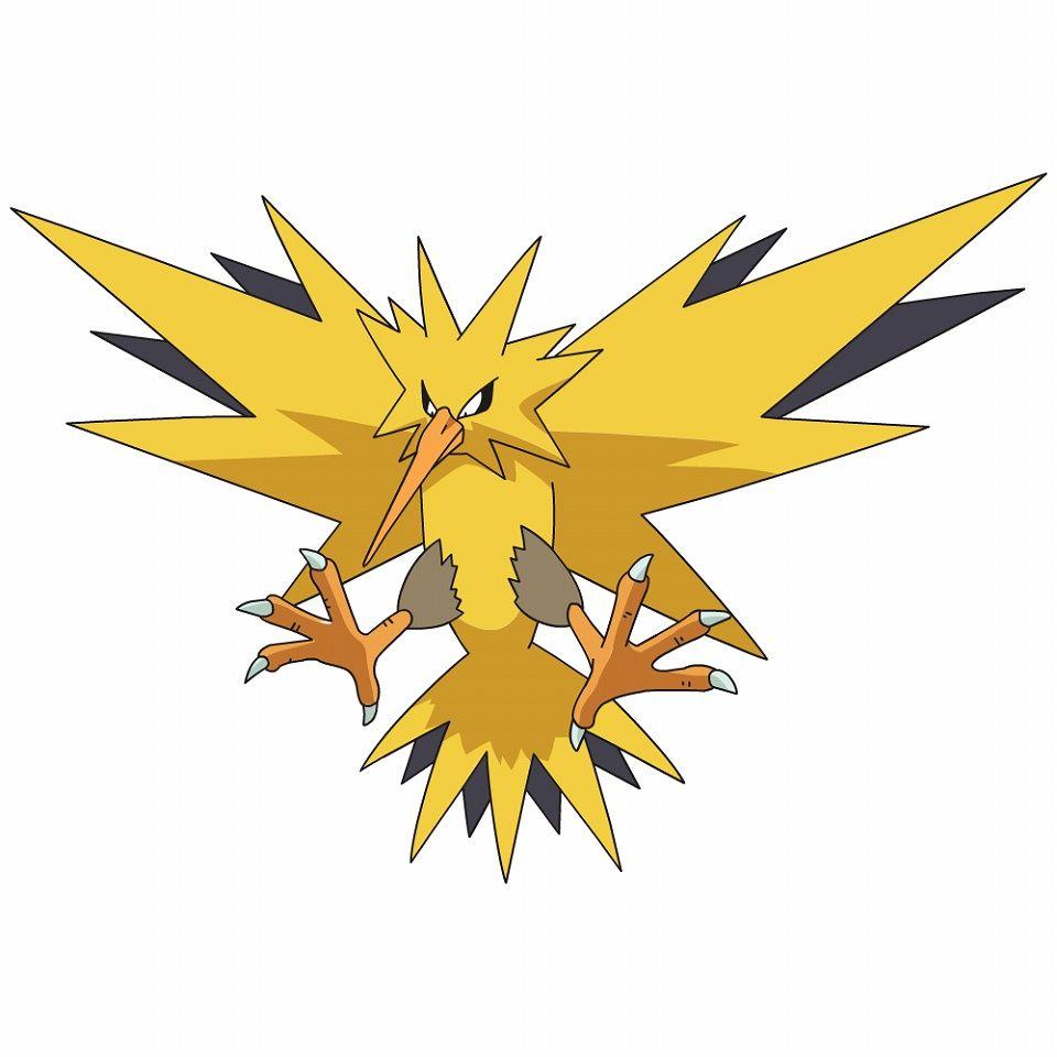 - Elector pokemon x ...