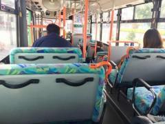 バス車内でAVを大音量で流した男 女子高生110番→逮捕 佐賀