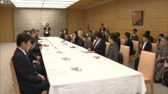 菅長官「全ての拉致被害者の帰国を目指す」