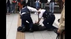 東京・浅草の雷門交番に刃物男! 無職63歳を逮捕