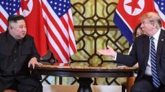 米朝首脳 合意ならず トランプ大統領と安倍首相が電話会談へ