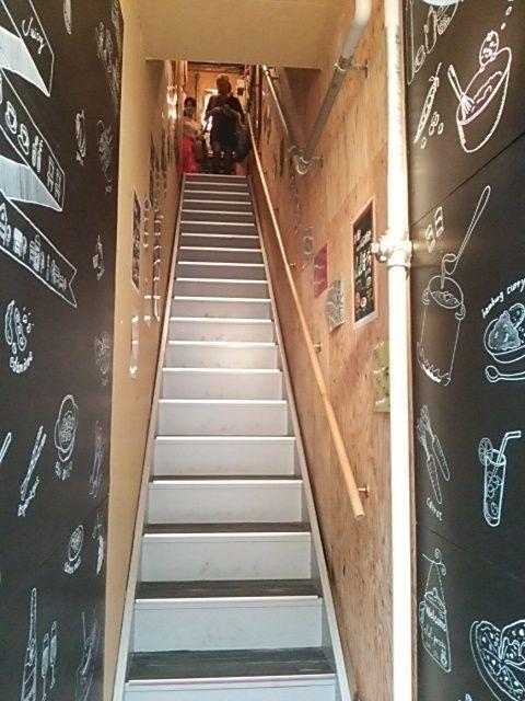 十条JJぽっち階段