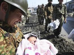 東日本大震災 自衛隊 救出