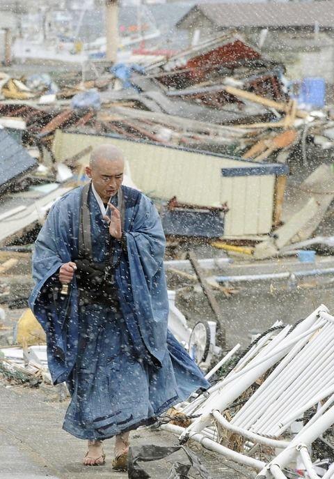 東日本大震災 僧侶 小原宗鑑