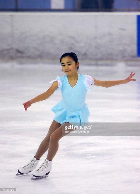 佳子様 フィギュアスケート