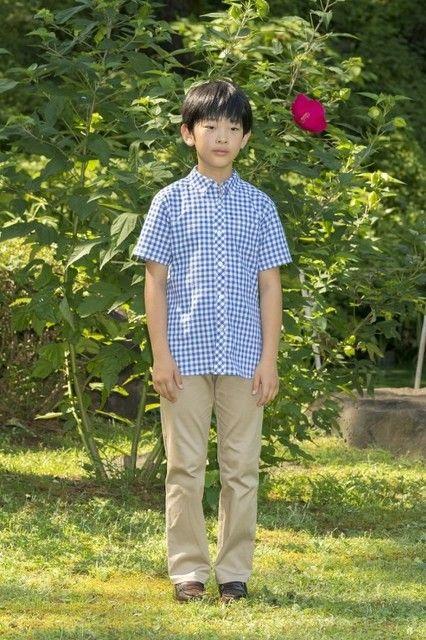 悠仁親王 12歳