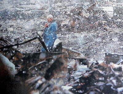 東日本大震災 祈り