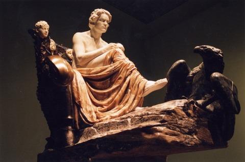 マックス・クリンガー 『ベートーヴェン像』