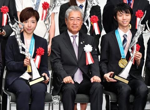 竹田恒和 JOC会長