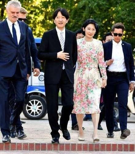 秋篠宮ご夫妻 ハンガリー訪問