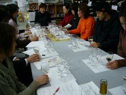 3月19日ワイン教室1