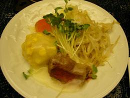 割烹・鈴芳さんの料理4