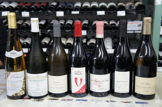 フランス・ロワール地方のワイン