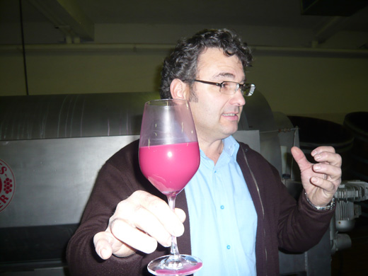 ピノノワールのワイン