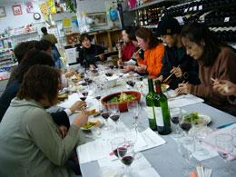 3月19日ワイン教室2