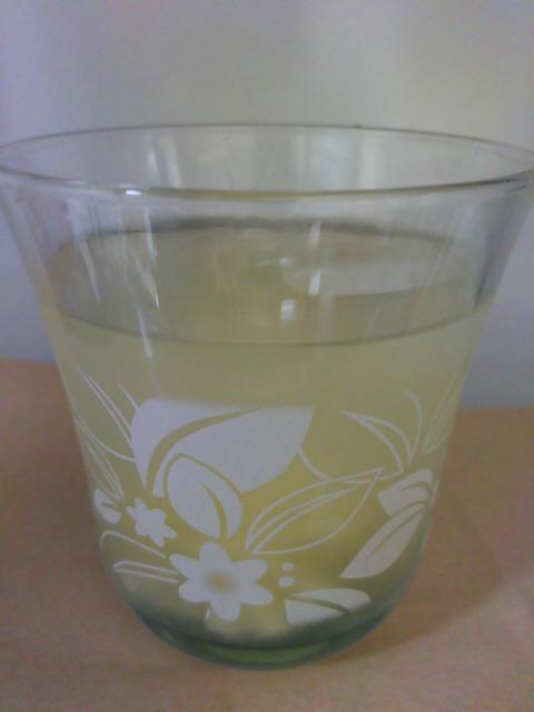 レモン水の簡単な作り方
