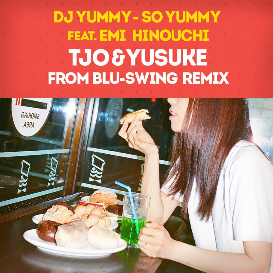 so yummy hinouchi emi tjo yusuke blu-swing