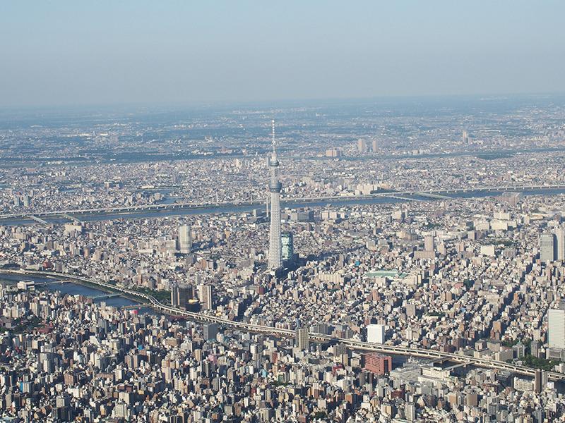 TOKYOスカイクルーズ 東京スカイツリー