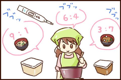 タニタさんの塩分計【PR】