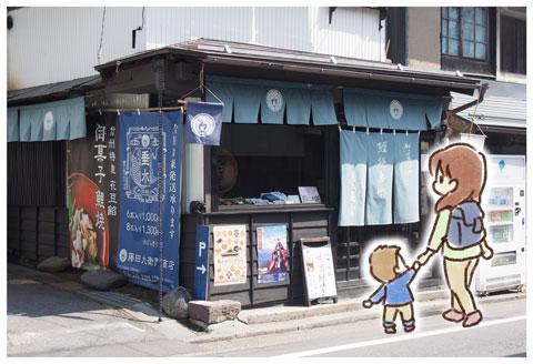 藤田九衛門商店、鯉焼きレポ!