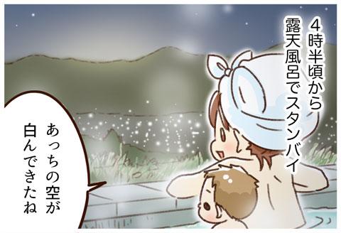 GW旅行記①ほったらかし温泉