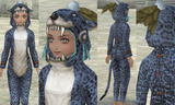 マヤ戦士の衣、マヤ戦士の兜