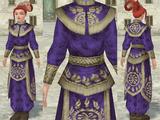 京劇服(紫)