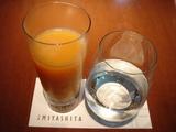 洋食ミヤシタ ミックスジュース