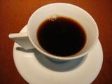 洋食ミヤシタ コーヒー