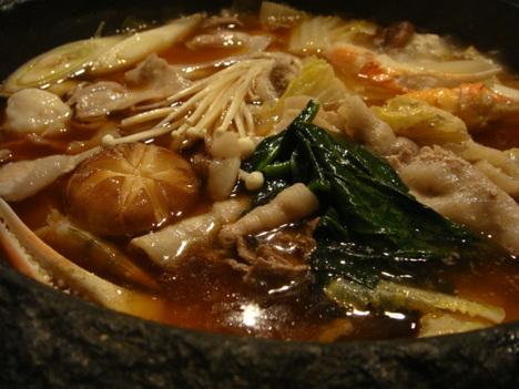 石頭楼の台湾石鍋
