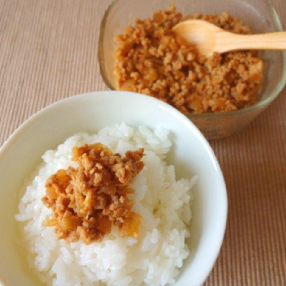 ピリ辛肉味噌