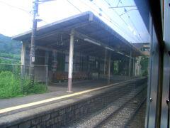 中央本線の車窓4
