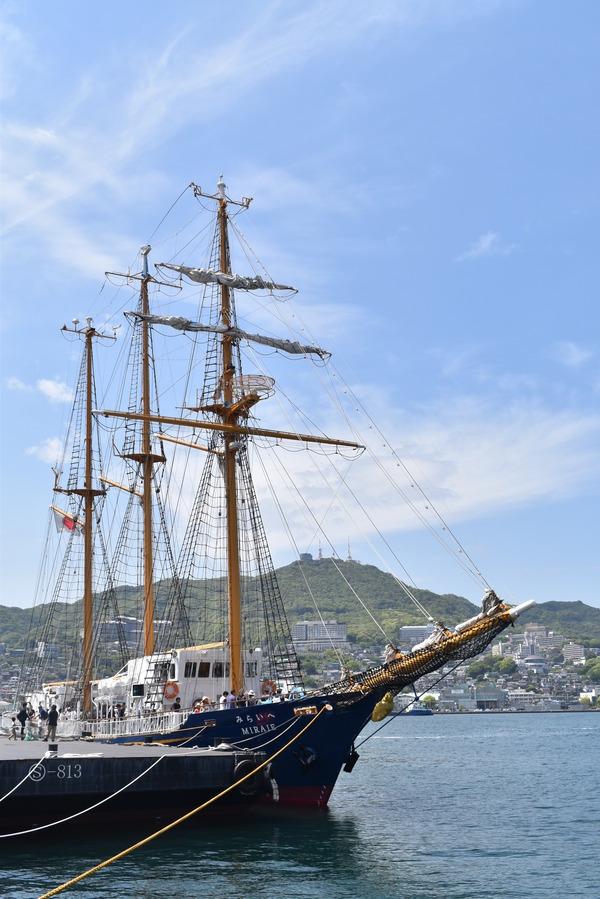 長崎帆船まつりと護衛艦 (21)