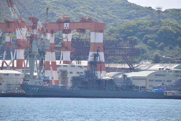 長崎帆船まつりと護衛艦 (33)