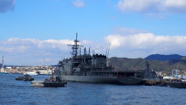 呉艦船巡り2016年1月10日 (9)