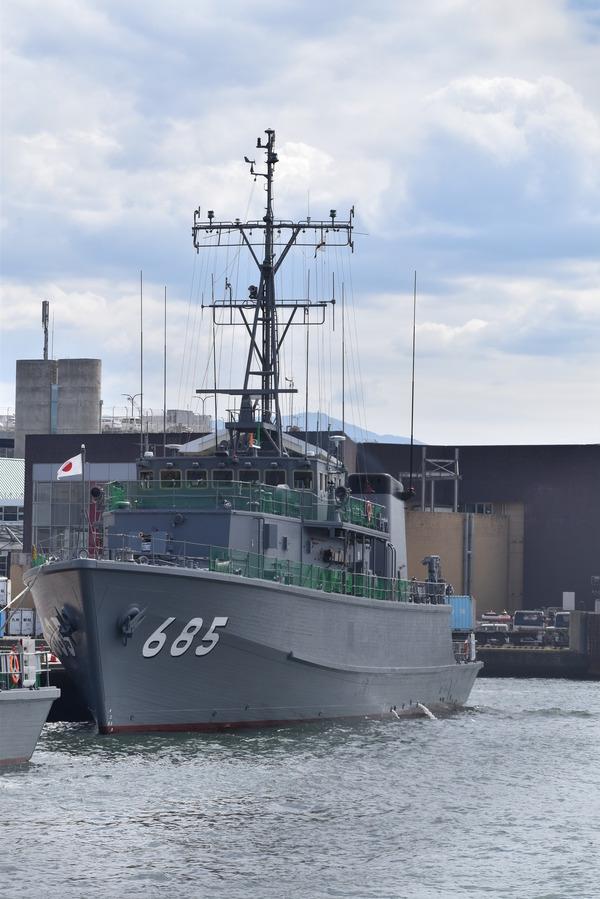 博多湾の艦船たち (58)