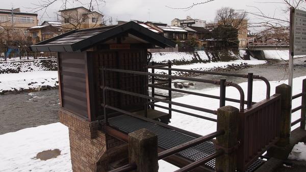 冬の飛騨高山聖地巡礼前編(10)