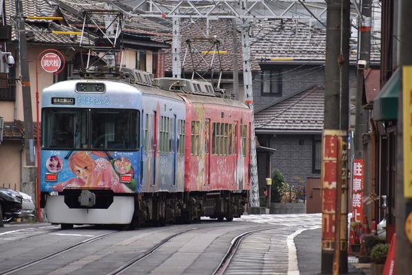 ちはやふる-結び-ラッピング電車 (11)