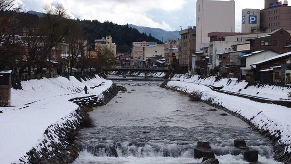 冬の飛騨高山聖地巡礼前編(9)