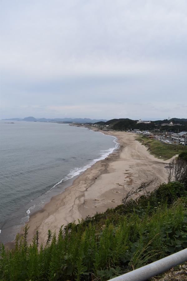 白兎海岸と倉吉の夜 (8)