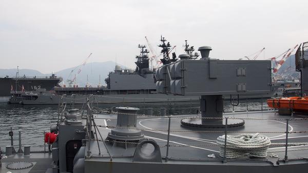 呉練習艦せとゆき艦艇公開 (69)