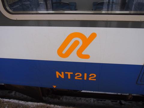 のと鉄道NT200形(NT212)