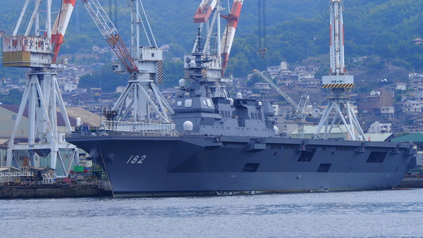 呉軍港クルーズ20160815 (9)