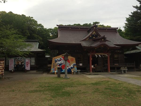 磯前神社絵馬奉納 (2)