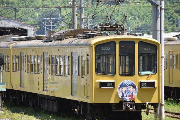 近江鉄道伊豆箱根鉄道コラボHM (11)