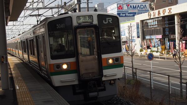 名古屋から諏訪へ (5)