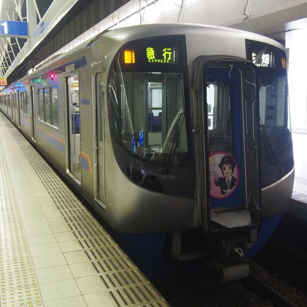 西鉄鉄道むすめヘッドマーク列車 (37)