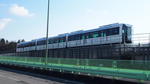 鉄道むすめラッピングリニモ編 (10)