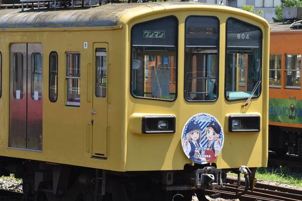 近江鉄道伊豆箱根鉄道コラボHM (6)