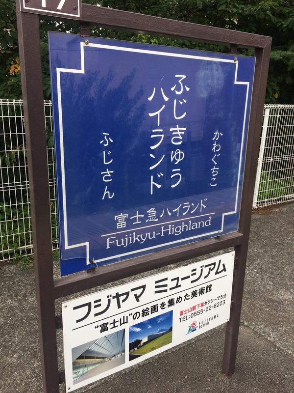 富士急ハイランド (4)
